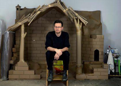 Thumbnail for the post titled: Video-Interview für die 'Karl Oskar Gallery' Berlin